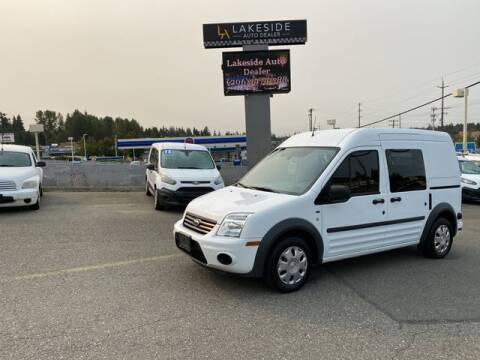 2013 Ford Transit Connect for sale at Lakeside Auto in Lynnwood WA