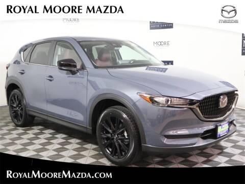 2021 Mazda CX-5 for sale at Royal Moore Custom Finance in Hillsboro OR