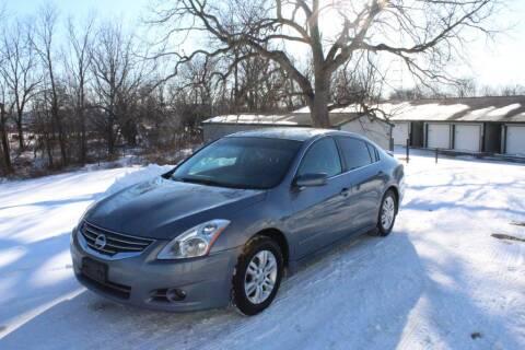 2012 Nissan Altima for sale at S & L Auto Sales in Grand Rapids MI