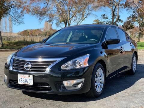 2013 Nissan Altima for sale at Silmi Auto Sales in Newark CA