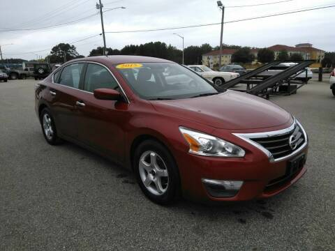 2015 Nissan Altima for sale at Kelly & Kelly Supermarket of Cars in Fayetteville NC