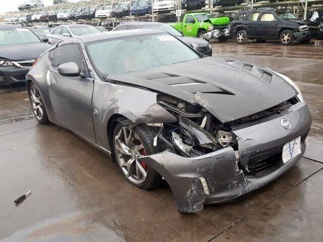 2013 Nissan 370Z 2dr Coupe 6M - Denver CO