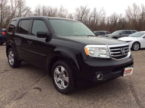 2015 Honda Pilot for sale at MOTORS N MORE in Brainerd MN