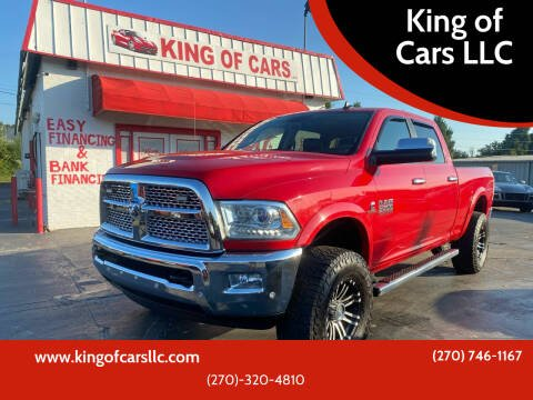 2016 RAM Ram Pickup 3500 for sale at King of Cars LLC in Bowling Green KY