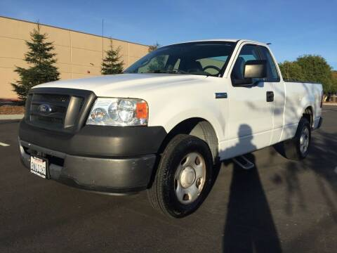 2007 Ford F-150 for sale at 707 Motors in Fairfield CA