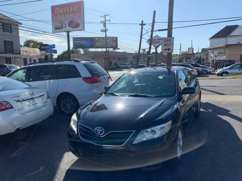 2011 Toyota Camry for sale at Butler Auto in Easton PA