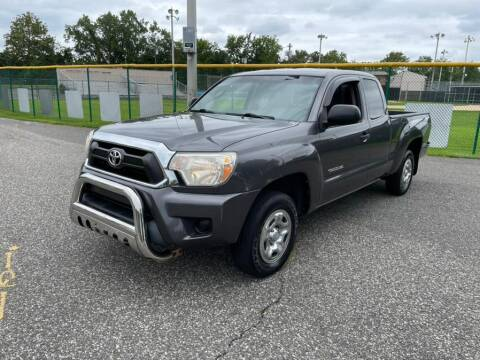 2013 Toyota Tacoma for sale at Cars With Deals in Lyndhurst NJ