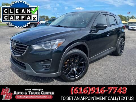 2016 Mazda CX-5 for sale at West Michigan Auto and Truck Center in Cedar Springs MI