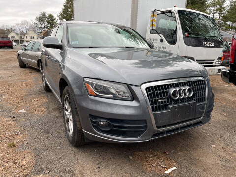 2012 Audi Q5 for sale at Choice Motor Car in Plainville CT
