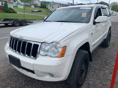 2009 Jeep Grand Cherokee for sale at Trocci's Auto Sales in West Pittsburg PA