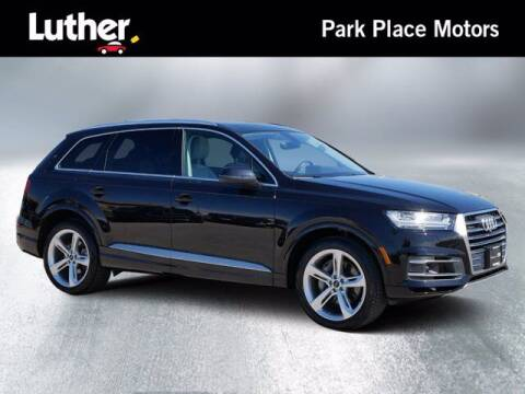 2019 Audi Q7 for sale at Park Place Motor Cars in Rochester MN