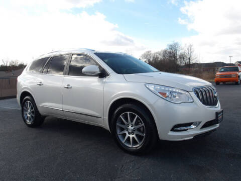 2014 Buick Enclave for sale at TAPP MOTORS INC in Owensboro KY