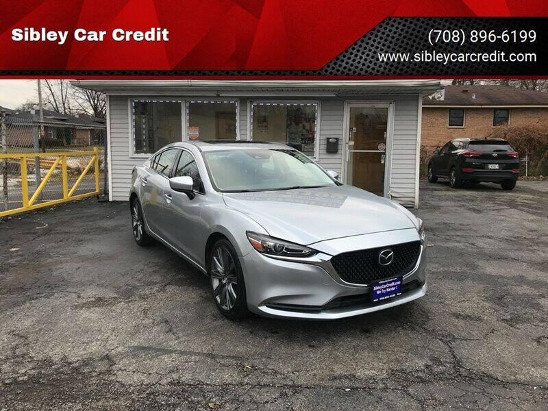 2018 Mazda MAZDA6 for sale at Sibley Car Credit in Dolton IL