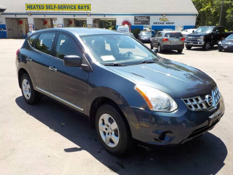 2013 Nissan Rogue for sale at RTE 123 Village Auto Sales Inc. in Attleboro MA