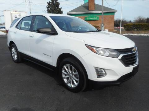 2018 Chevrolet Equinox for sale at Integrity Auto Group in Langhorne PA