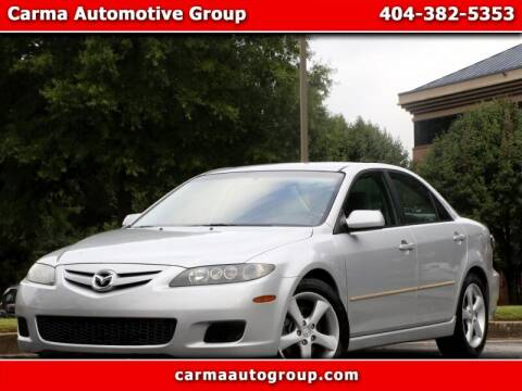 2007 Mazda MAZDA6 for sale at Carma Auto Group in Duluth GA