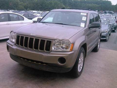 2006 Jeep Grand Cherokee for sale at DREWS AUTO SALES INTERNATIONAL BROKERAGE in Atlanta GA