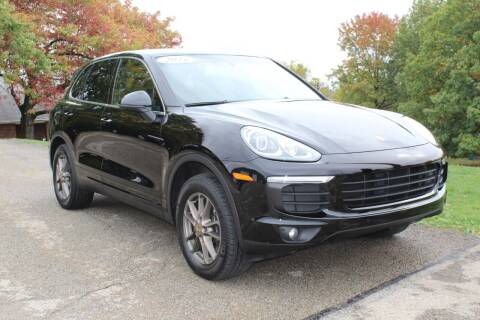 2016 Porsche Cayenne for sale at Harrison Auto Sales in Irwin PA
