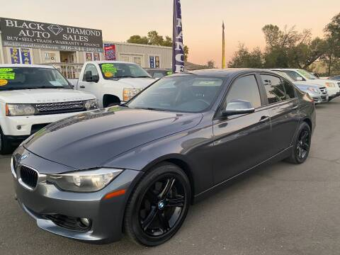 2012 BMW 3 Series for sale at Black Diamond Auto Sales Inc. in Rancho Cordova CA