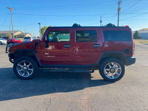 2003 HUMMER H2 for sale at Diede's Used Cars in Canistota SD