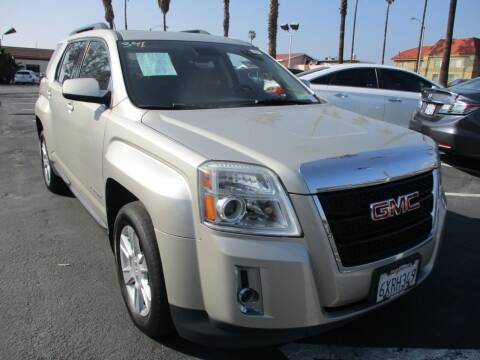 2013 GMC Terrain for sale at F & A Car Sales Inc in Ontario CA