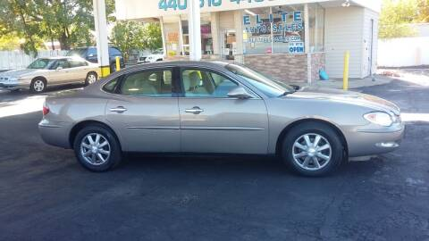 2007 Buick LaCrosse for sale at Elite Auto Sales in Willowick OH