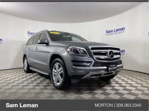 2014 Mercedes-Benz GL-Class for sale at Sam Leman CDJRF Morton in Morton IL