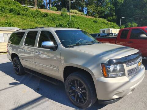 2012 Chevrolet Suburban for sale at North Knox Auto LLC in Knoxville TN