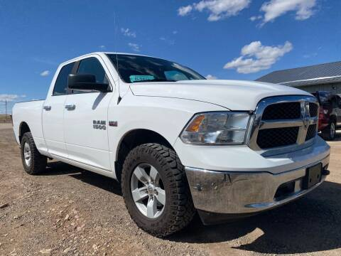 2014 RAM Ram Pickup 1500 for sale at FAST LANE AUTOS in Spearfish SD