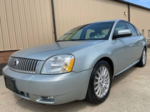 2006 Mercury Montego for sale at Prime Auto Sales in Uniontown OH
