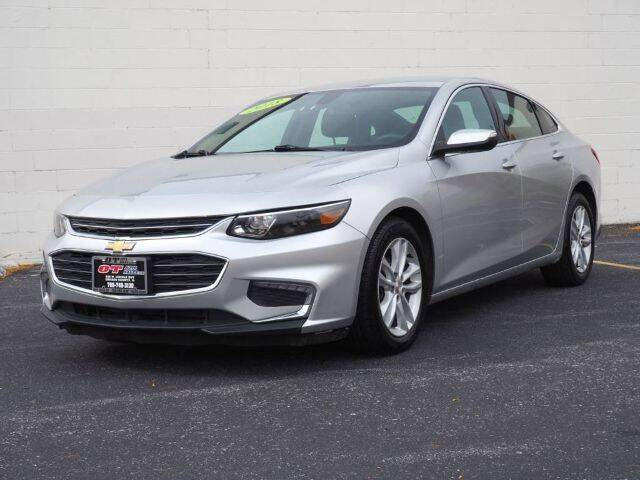 2018 Chevrolet Malibu for sale at O T AUTO SALES in Chicago Heights IL