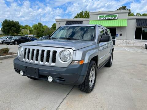 2013 Jeep Patriot for sale at Cross Motor Group in Rock Hill SC