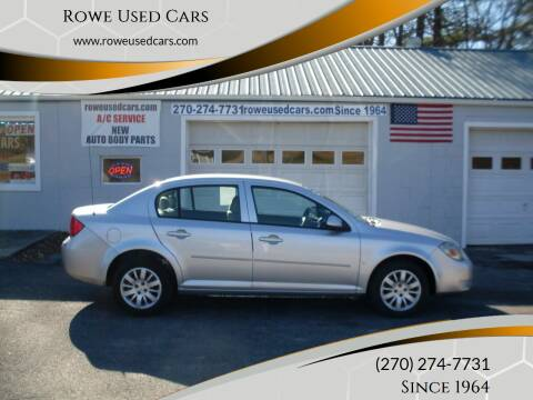 2009 Chevrolet Cobalt for sale at Rowe Used Cars in Beaver Dam KY