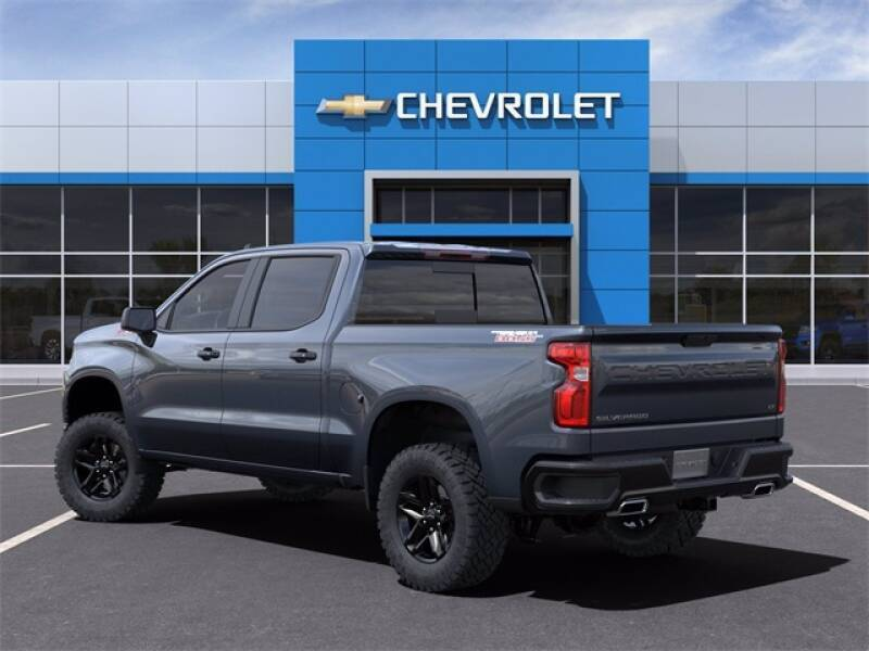 2021 Chevrolet Silverado 1500 LT Trail Boss - San Antonio TX