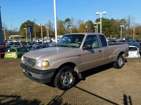 1998 Mazda B-Series Pickup for sale at Paniagua Auto Mall in Dalton GA