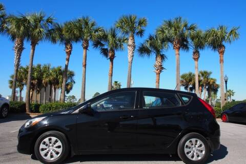 2016 Hyundai Accent for sale at Gulf Financial Solutions Inc DBA GFS Autos in Panama City Beach FL