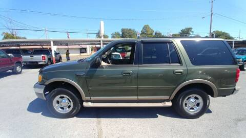 2000 Ford Expedition for sale at Lewis Used Cars in Elizabethton TN