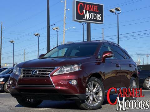 2014 Lexus RX 350 for sale at Carmel Motors in Indianapolis IN