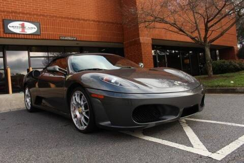 2008 Ferrari F430 Spider for sale at Team One Motorcars, LLC in Marietta GA