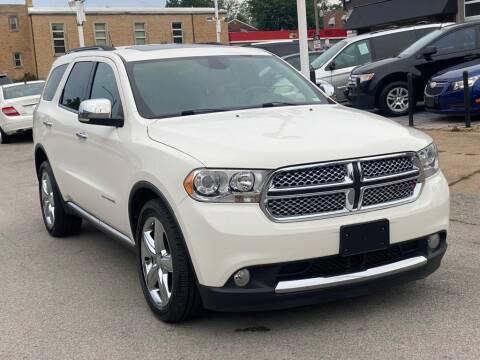 2012 Dodge Durango for sale at IMPORT Motors in Saint Louis MO