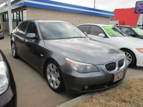 2007 BMW 5 Series for sale at CAR SOURCE OKC - CAR ONE in Oklahoma City OK