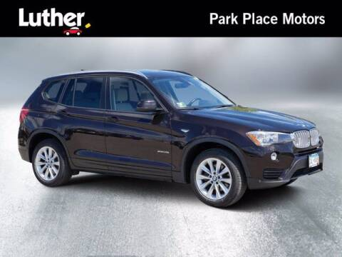 2015 BMW X3 for sale at Park Place Motor Cars in Rochester MN