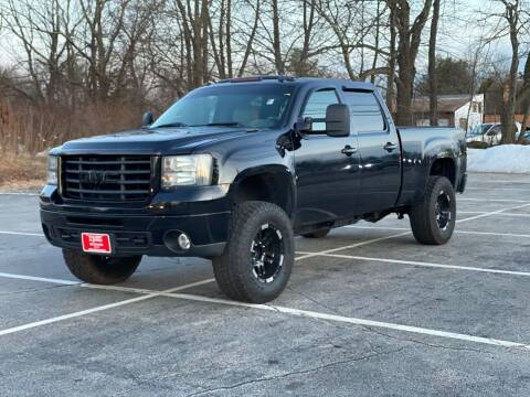 2008 GMC Sierra 2500HD for sale at Hillcrest Motors in Derry NH