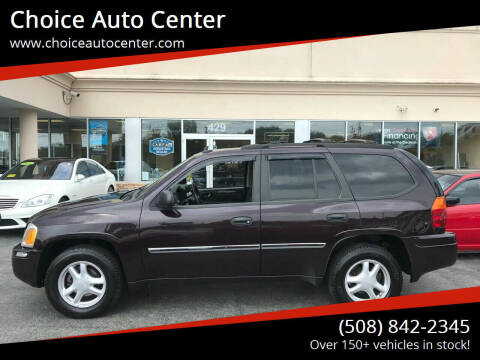 2008 GMC Envoy for sale at Choice Auto Center in Shrewsbury MA