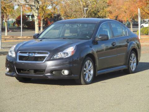2013 Subaru Legacy for sale at General Auto Sales Corp in Sacramento CA