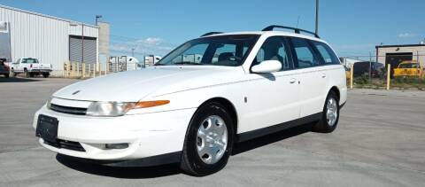 2002 Saturn L-Series for sale at AUTOMOTIVE SOLUTIONS in Salt Lake City UT