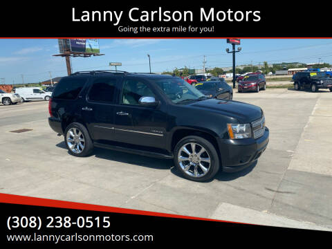 2011 Chevrolet Tahoe for sale at Lanny Carlson Motors in Kearney NE