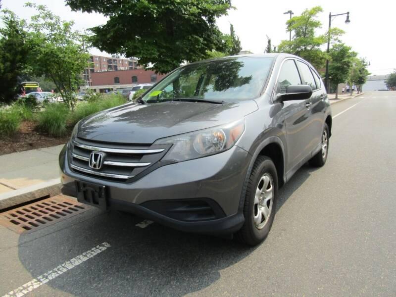 2012 Honda CR-V for sale at Boston Auto Sales in Brighton MA