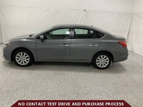 2017 Nissan Sentra for sale at Brothers Auto Sales in Sioux Falls SD