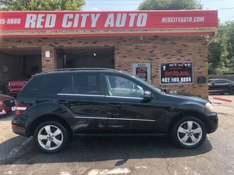 2011 Mercedes-Benz M-Class for sale at Red City  Auto in Omaha NE